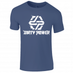 dirty power blue