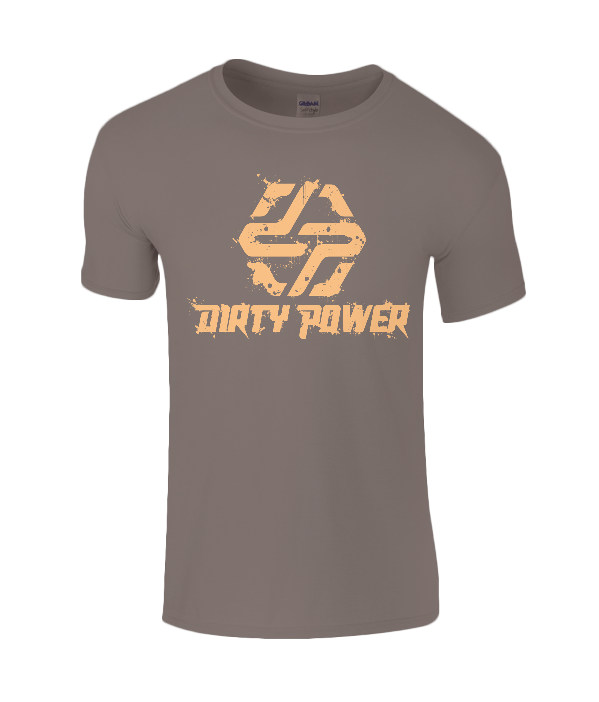 Men's T-Shirt – Brown